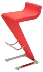Carrello LeglessvKitchen/ Breakfast Bar Stool in Four Colours
