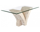 Seagull Dining Table Mactan Stone