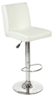 Gas Lift Madison Kitchen/ Breakfast Bar Stool in Black or White