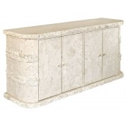 Rockedge Mactan Stone Four Door Sideboard