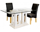 The Mactan Stone Tower Dining Table