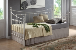 Metal Elizabeth Daybed Bedwith Choice of Mattresses