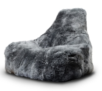 Bean Bag Mighty Lounger Sheepskin Fur