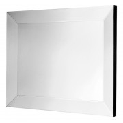 Modern Small or Large Bevelled Mirror