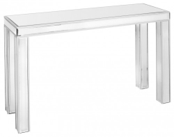 Simple yet stylish Mirrored Console Table