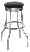 American Retro Kitchen Breakfast Bar Stool