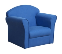 Mini Armchair in blue