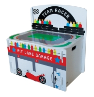 Playbox F1 in bright and vibrant colours