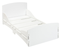 Shorty Junior Bed in White Colour