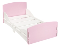 Shorty Junior Bed Pink