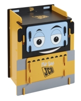 JCB 2 Drawer Chest in yellow paint finish