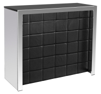 Hollywood Home Bar Unit in Black or White