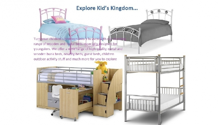 Welcome to Kids Kingdom