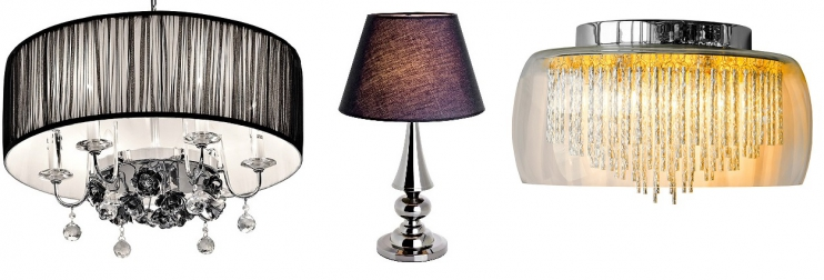 Chandeliers, Floor Lamps, Table Lamps and much more